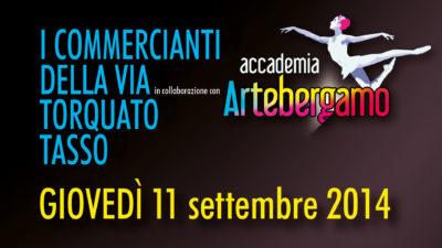 Accademia Arte Bergamo - Settembre 2014