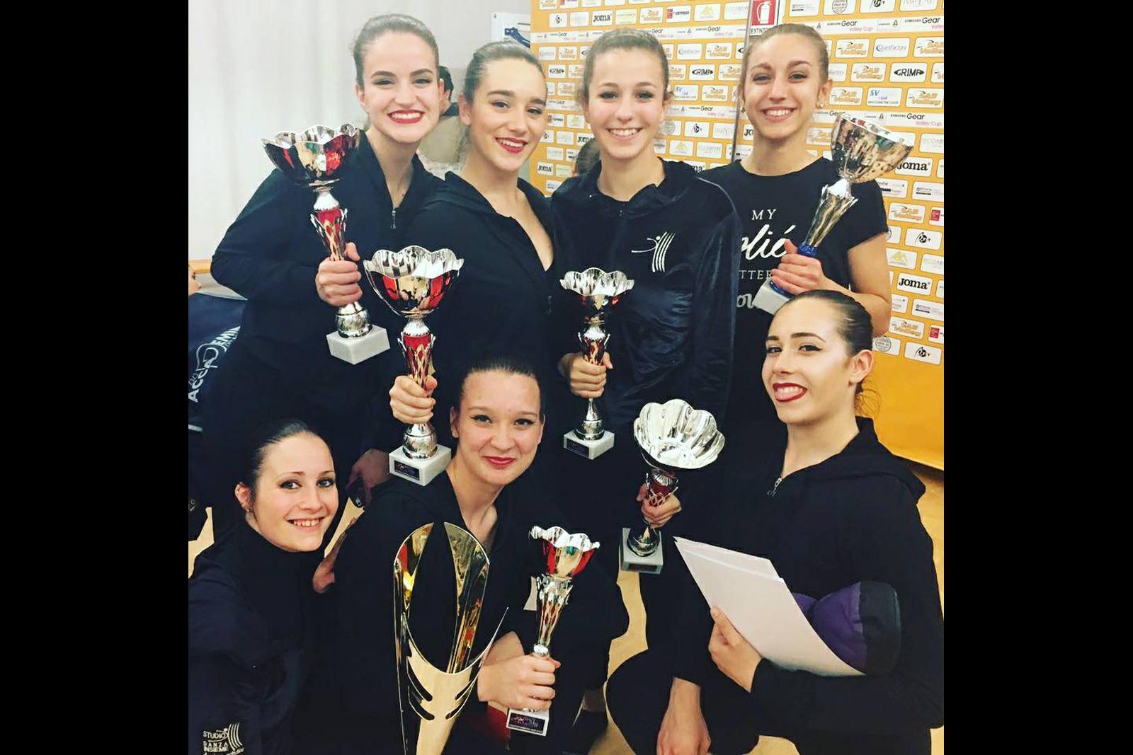 Concorso Dance Style Castellanza - 7 maggio 2017