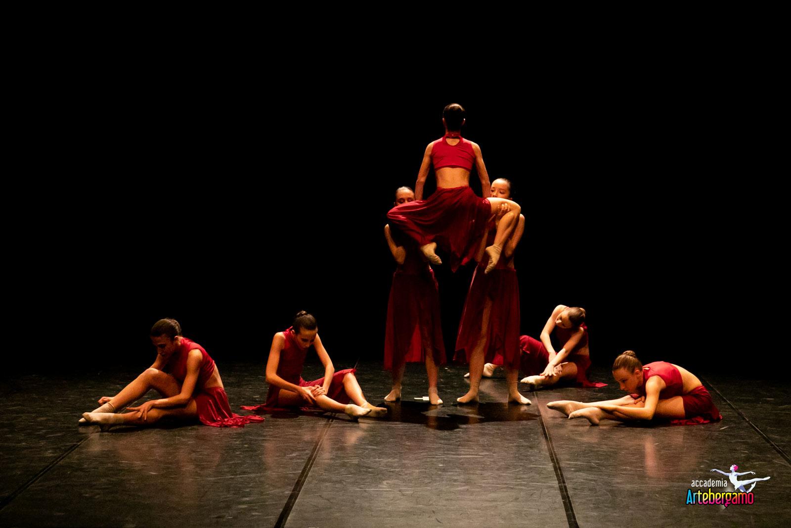 Accademia Arte Bergamo - Danza Moderna e contemporanea